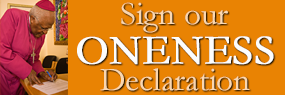Sign our Oneness Declaration