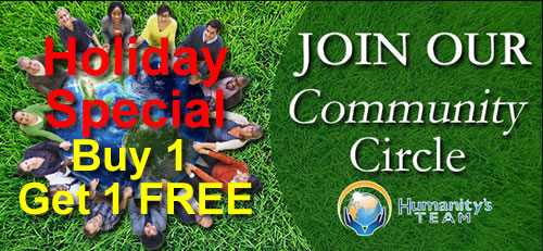 Join Community Circle - Special Holiday 2 for 1 offer